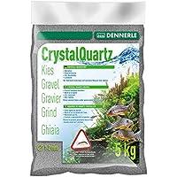 Dennerle Gravier pour Aquariophilie de Quartz Cristallin Gris Ardoise 5 kg