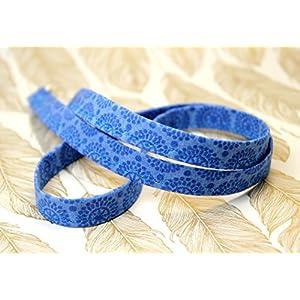 Brillenkette Brillenband Boho Hippie Bohemian Gypsy blau