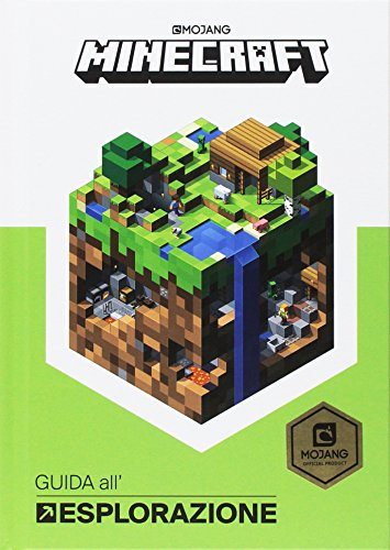 Minecraft Mojang. Guida all'esplorazione por Stephanie Milton