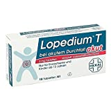 Lopedium T akut Tabletten, 10 St.