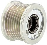 HELLA 9XU 358 038-741 Generatorfreilauf, Riemenscheiben-Ø: 48,8mm, Gewindemaß: M16x1,5, Anzahl der Rillen: 7