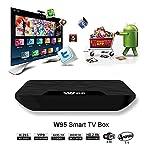 TV-Box-Android-71-VIDEN-W1-Smart-TV-Box-Dernire-Amlogic-S905X-Quad-Core-1Go-RAM-8Go-ROM-4K-UHD-H265-USB-HDMI-WiFi-Lecteur-Multimdia-pour-Divertissement--DomicileVersion-amliore