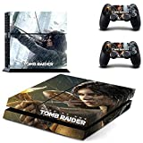 Tomb Raider-ps4 Playstation 4 Phantom Pain Limited Edition Vinyl Decal Skin Sticker by Bestlovelin