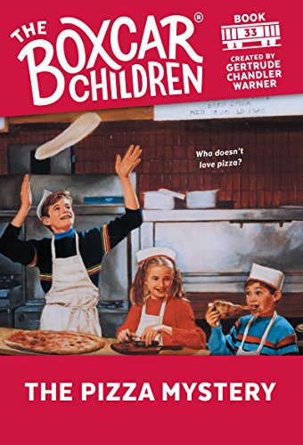 The Pizza Mystery (The Boxcar Children Mysteries Book 33) (English Edition)