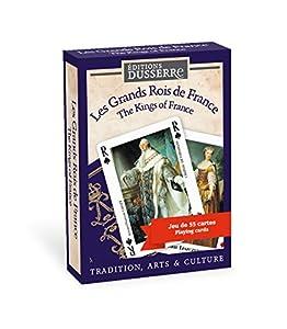Editions Dusserre - Juego de cartas, 2 o más jugadores (c24) Importado de Francia