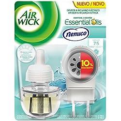 Air Wick Ambientador Eléctrico Completo Nenuco 10%