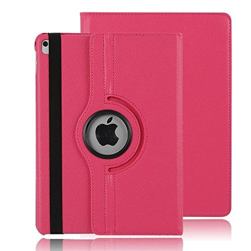 Preisvergleich Produktbild iPad Pro 12.9 2017 Hülle, Avril Tian 360 Grad Drehbar Multi Winkel Bildschirm Schutz Flip Folio Stand Smart Schutzhülle Case Cover für Apple iPad Pro 12.9 Zoll 2017 Released Tablette