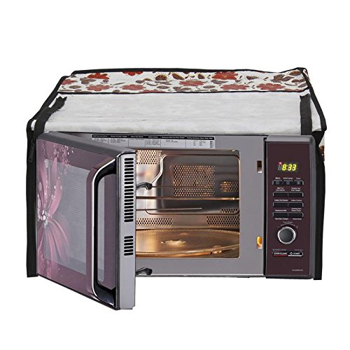 Dream Care Microwave Oven Cover for IFB 17 Liter 17PM MEC 1, Multicolor