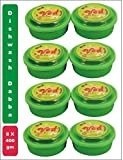 #9: Ved Dishwash Dabba 400gm With Free Scruber Inside (Pack Of 8 X 400gm)