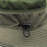 Outfly Wide Brim Sonnenhut Mesh Bucket Hut Le...Vergleich