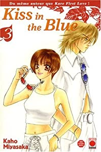 Kiss in the Blue Edition simple Tome 3
