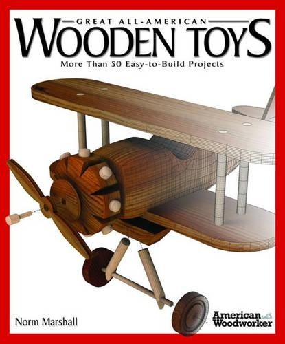Great Book of Wooden Toys (American Woodworker (Paperback))