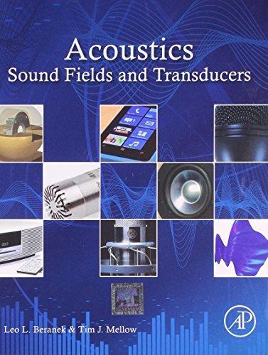 Acoustics: Sound Fields and Transducers by L. L. Beranek (2013-12-25) 12 Transducer