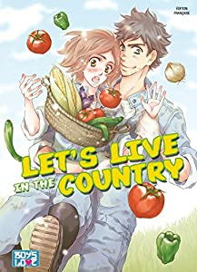 Let's Live In The Country Edition simple One-shot