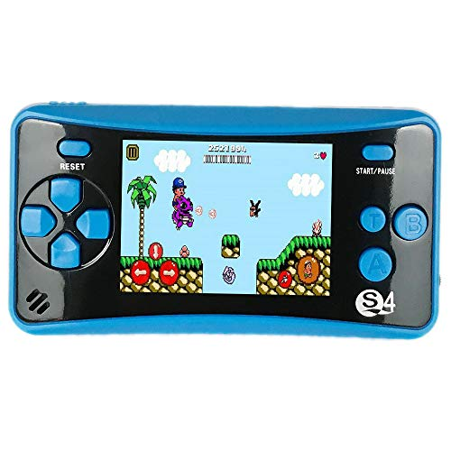 QINGSHE Retro Portable Game Cons...