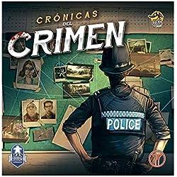 Crónicas del Crimen - Juego de Mesa [Castellano]