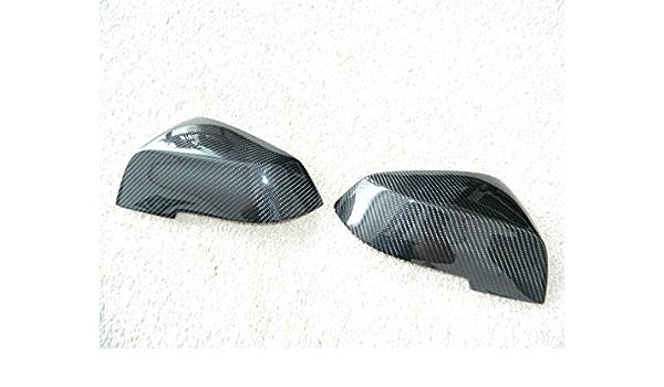 Carbon Spiegelkappen Spiegel Cover Mirror Replacements Passend Für 5er 6er 7er F10 Lci Auto