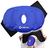 Best Knee Ice Packs - Gel Ice Pack For Knee Injuries,Arthritic,Swollen,Fast Pain Realief,Blue Review