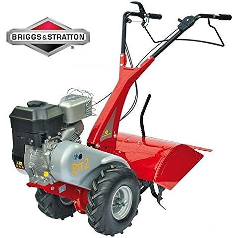 EUROSYSTEMS RTT2 MOTORE BRIGGS & STRATTON MOTOCOLTIVATORE A BENZINA MADE IN ITALY - Briggs Stratton Benzina Motori