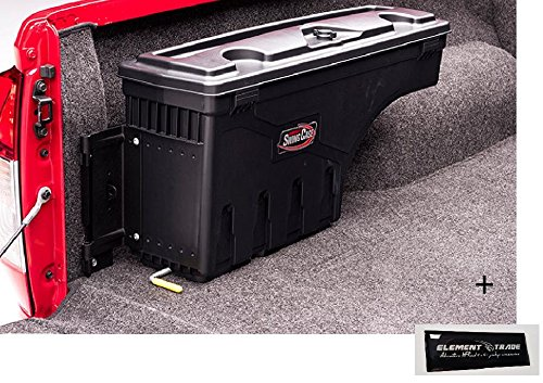 Staubox Fahrerseite Swing Case Ranger DC+ ELEMENT TRADE Sticker -