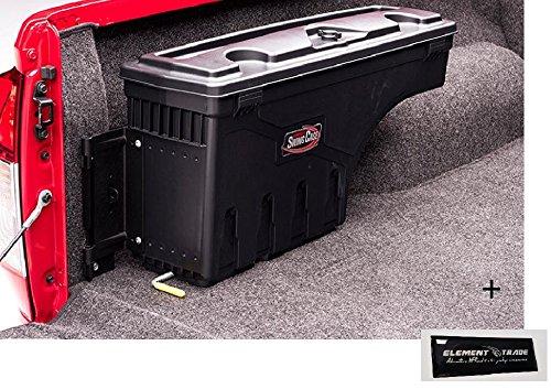 x Beifahrerseite Swing Case Ford Ranger DC Sticker (Ranger Zubehör)