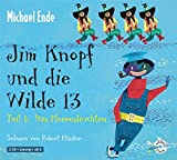 Jim Knopf und die Wilde 13 - Teil 1: Das Meeresleuchten: 2 CDs
