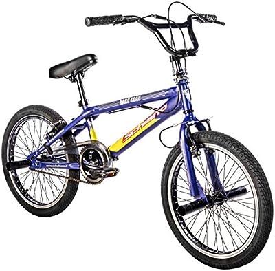 F.lli Schiano Hard Road BMX - Bicicleta para hombre, 20