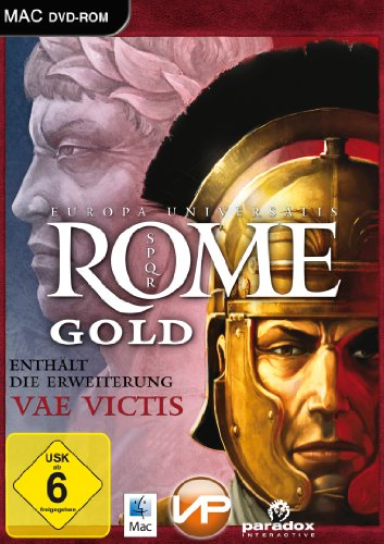 Europa Universalis Rome Gold [import allemand]