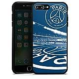DeinDesign Apple iPhone 7 Plus Coque en Silicone Étui Silicone Coque Souple Paris...