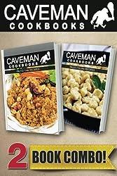 Paleo Thai Recipes and Paleo Italian Recipes: 2 Book Combo (Caveman Cookbooks) by Angela Anottacelli (2014-09-19)