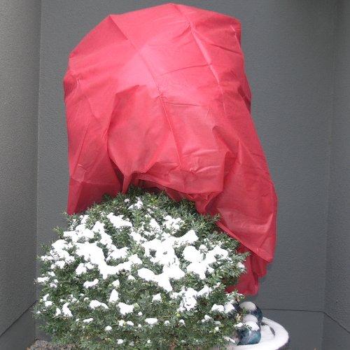 Non-tissé d'hiver 1,6 x 5 m rot