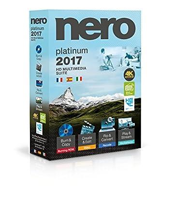Nero 2017 Platinum - CD-ROM