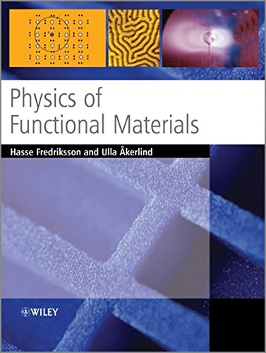 Physics of Functional Material