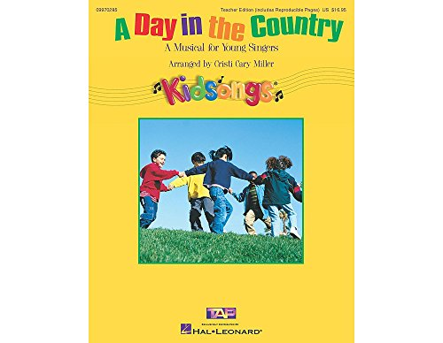 HAL LEONARD A Day in the Country (Kidsongs Musical) (showtrax CD) showtrax CD durch Cristi Cary Miller