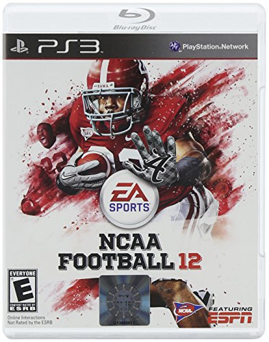 Ncaa 12 Football (NCAA Football 12 [US Import])