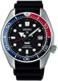 SEIKO Mens Analogue Automatic Watch with Silicone Strap SPB087J1