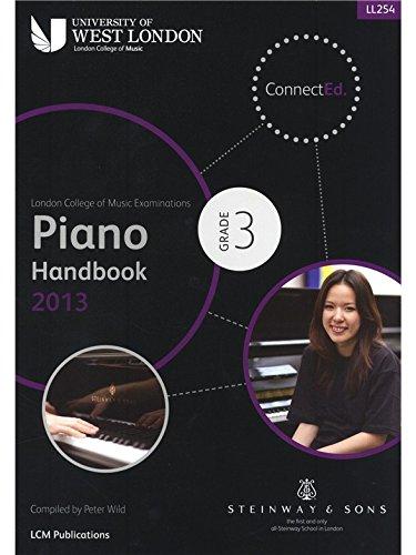 Lcm Piano Handbook 2013-2017 Grade 3
