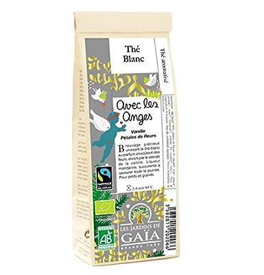 Thé Bio Blanc avec les Anges -