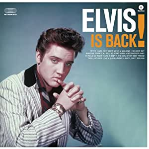 Elvis Is Back! - Ltd.Edt 180g [Vinyl LP]