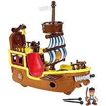 Jake y los piratas - Bucky aventura de piratas (Mattel BDH86)