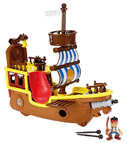 Fisher-Price Jake e The Neverland Pirati - Jake Pirate Adventure Bucky