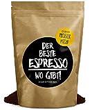 DER BESTE ESPRESSO WO GIBT! | 250g (gemahlen) | Premium Bio Espresso | Fairtrade...