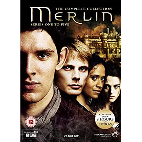 Merlin - The Complete Collection - Series 1-5
