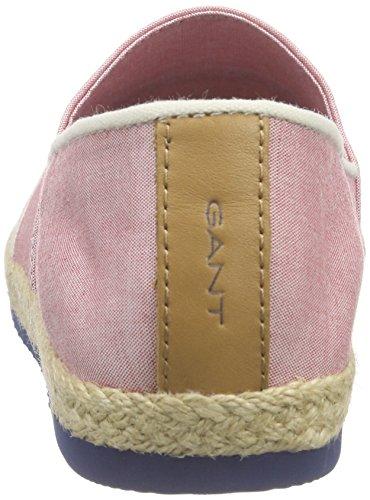 Gant - Gina, Mocassini Donna Rosa (Pink (cream/red G07))