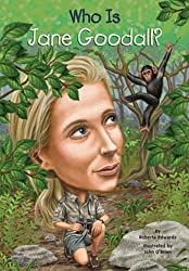 Who Is Jane Goodall? (Turtleback School & Library Binding Edition) (Who Was...?) by Roberta Edwards (2012-11-08)