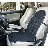 Sedeta protector de la burbuja magnética del asiento de coche masaje del amortiguador del cojín cubre Ultra Confort para el conductor dolor de espalda durante el sofá en casa silla de oficina