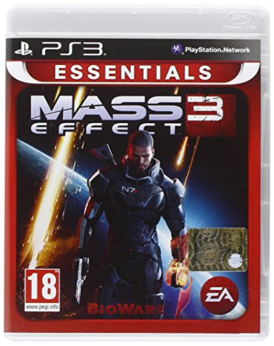 Electronic Arts Mass Effect 3, Playstation 3–Spiel (Playstation 3, Playstation 3, RPG (Bioware Rollenspiel),)