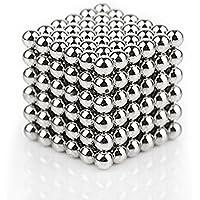 Deryun Reihe Von Rostfreiem Stahl Metall (WüRfel oder Balls) für DIY Skulptur Freien SchöPfung Und Kombination
