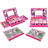 TownleyGirl Disney Minnie Mouse Super Sparkly cosmetico Set per ragazze, lucidalabbra 22, 4 arrossisce in caso con mirroring