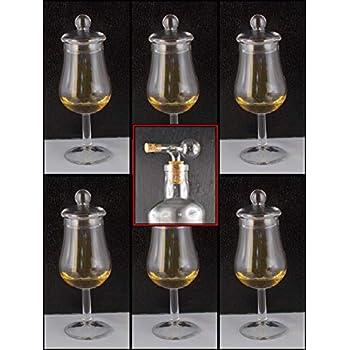 Deckel Whisky Glencairn Glass Crystal Portionierer whiskeygläser whiskygläser